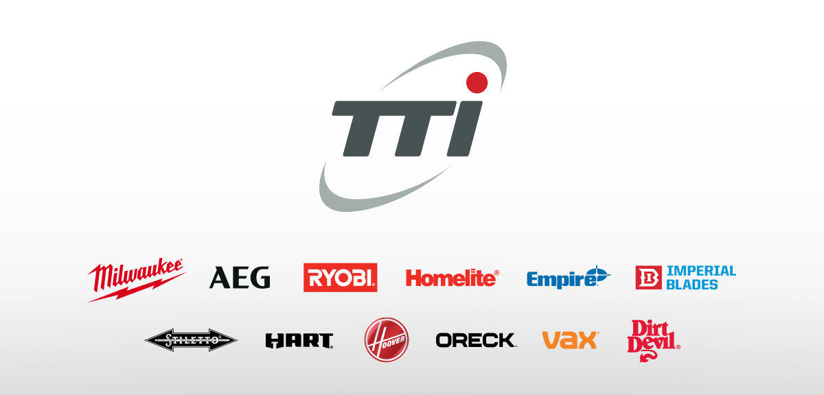Cordless Power Tools Leader - Techtronic Industries TTI